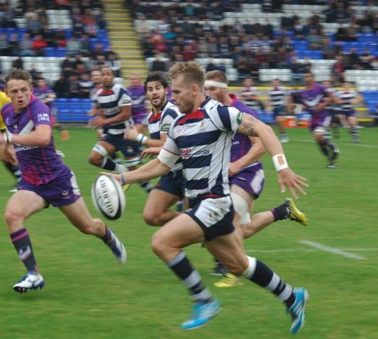 Anthony Fenner - Coventry Rugby Club